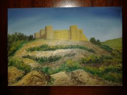 Picturi cu peisaje Castelul 1