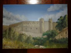 Picturi cu peisaje Castelul 2