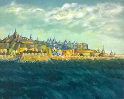 Picturi cu peisaje Malta