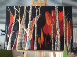 Picturi cu peisaje Umbre