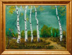 Picturi cu peisaje MESTECENI IN APUSENI