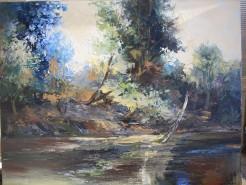 Picturi cu peisaje Delta 4
