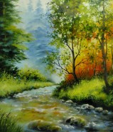 Picturi cu peisaje Paraias