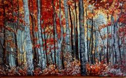 Picturi cu peisaje Sclipiri