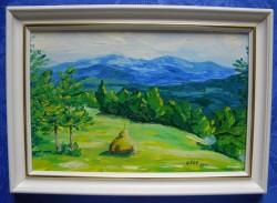 Picturi cu peisaje Dealuri