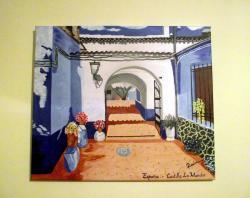Picturi cu peisaje Castilla La Mancha - Spania