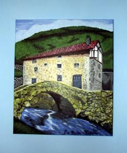 Picturi cu peisaje La Rioja - Spania