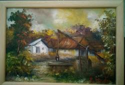 Picturi cu peisaje a doua cumpana