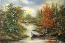 Picturi cu peisaje Delta (oferta)
