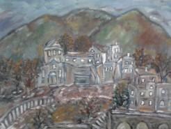 Picturi cu peisaje Grecia