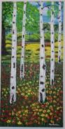 Picturi cu peisaje Anotimpuri-vara