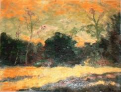 Picturi cu peisaje Pastel