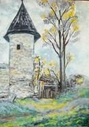 Picturi cu peisaje Turnul