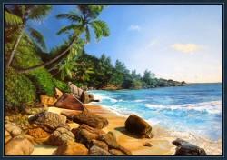 Picturi cu peisaje Exotic