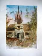 Picturi cu peisaje Poarta Ecaterinei