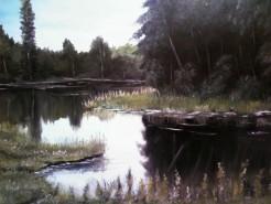 Picturi cu peisaje Gaita