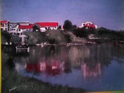 Picturi cu peisaje Samurcasi crevedia