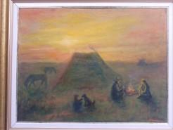 Picturi cu peisaje Satra