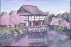 Picturi cu peisaje Kyoto