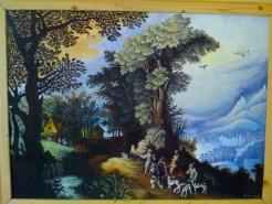 Picturi cu peisaje Reproducere 2009