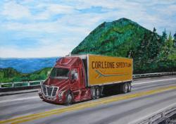 Picturi cu peisaje viaduct