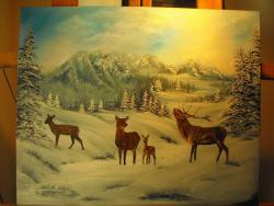 Picturi cu peisaje .,          .