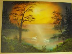 Picturi cu peisaje L L