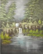 Picturi cu peisaje Reproducere