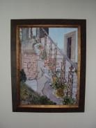 Picturi cu peisaje Scari