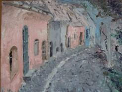 Picturi cu peisaje Sighisoara