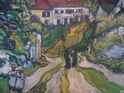 Picturi cu peisaje Scara din auvers