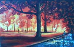 Picturi cu peisaje Inseninarea