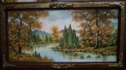 Picturi cu peisaje Toamna 4