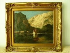Picturi cu peisaje Necunoscut