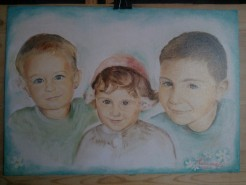 Picturi cu potrete/nuduri Portete