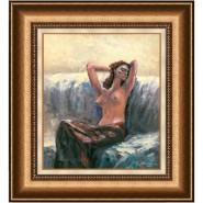 Picturi cu potrete/nuduri Nud 4