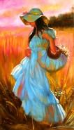 Picturi cu potrete/nuduri O zi de vara