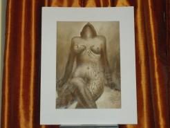 Picturi cu potrete/nuduri Lavinia