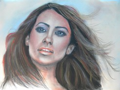 Picturi cu potrete/nuduri Jenifer