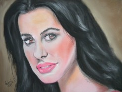 Picturi cu potrete/nuduri Livia