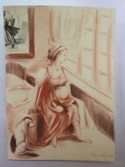 Picturi cu potrete/nuduri Maternitatea