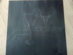 Picturi cu potrete/nuduri Martini