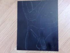Picturi cu potrete/nuduri Nud masculin
