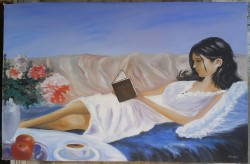 Picturi cu potrete/nuduri Colectie privata