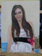 Picturi cu potrete/nuduri Portret 15