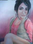 Picturi cu potrete/nuduri Portret 16