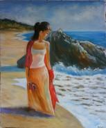 Picturi cu potrete/nuduri Remember me