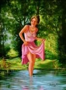 Picturi cu potrete/nuduri Splendoare
