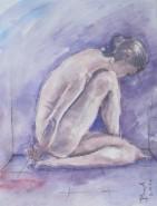 Picturi cu potrete/nuduri Nud 16