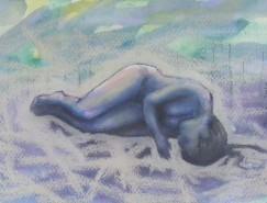 Picturi cu potrete/nuduri Nud 20